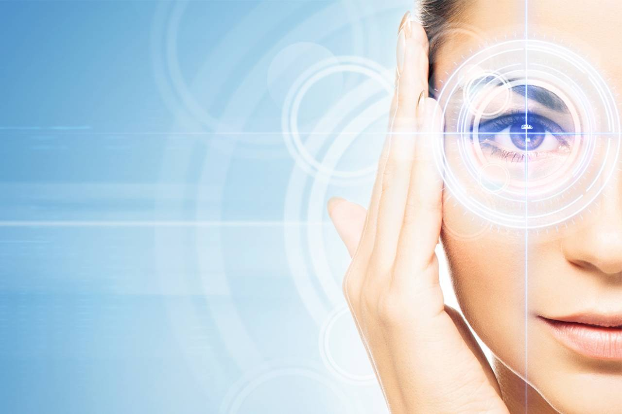eye hi tech female