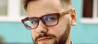 eyeglasses male hipster head 330x150