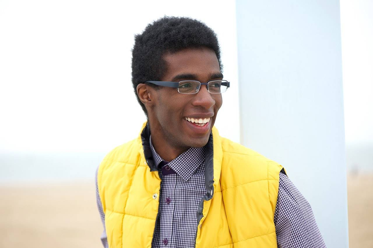 eyewear african american male