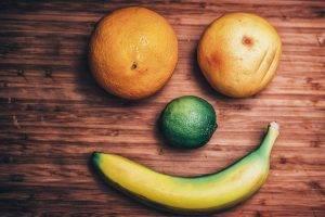 nutrition fruit face
