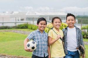 sports kids asian | Ballantyne Vision Care in La Junta & Lamar, CO