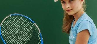 sports tennis girl 330x150