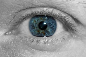 blue eye close up | Ballantyne Vision Care