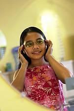 girl with glasses - Pediatric Eye Exams Near Allentown, PA
