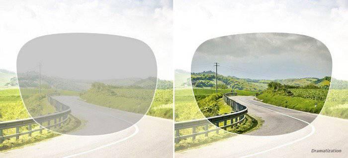 Xperio progressive lens