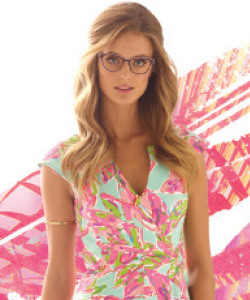 Lilly Pulitzer Ad