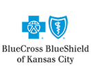 Blue Cross Blue Shield KC Logo