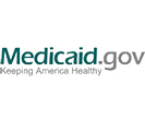 logo medicaid badge