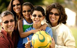 Transitions lenses at Overland Family Eye Care