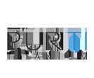 Puriti Titanium Logo