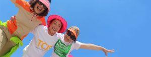 Three Woman Sunglasses Hats 1280x480 300x113