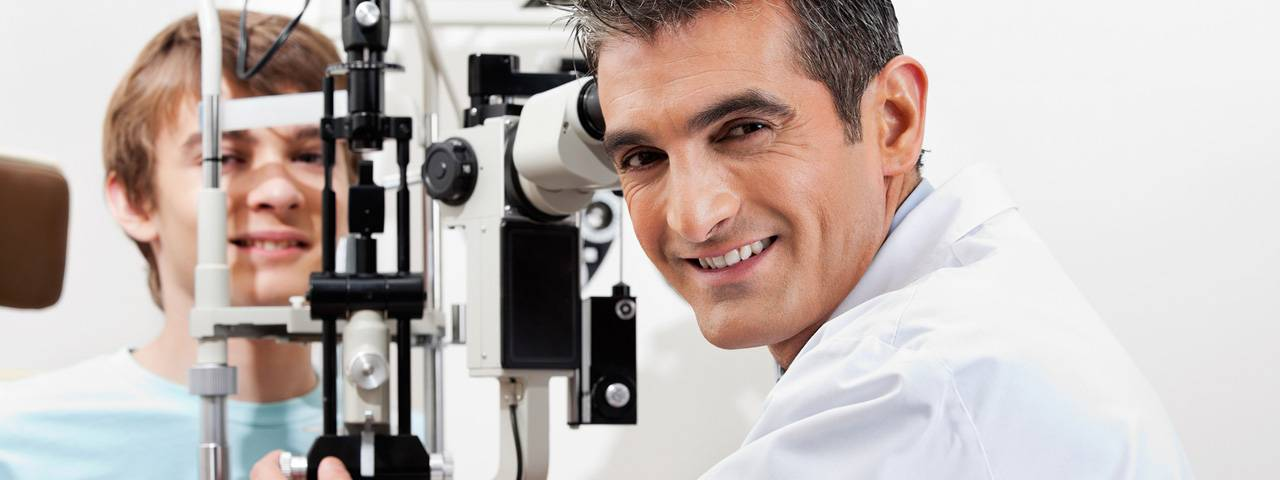 Eye exam and optometrist in Bee Cave, TX