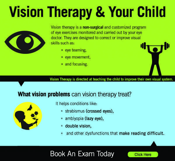 Eye care, vision therapy info in Round Rock, TX