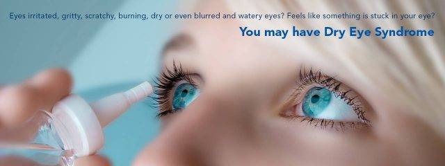 dry eye treatment for women