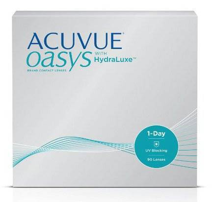 Oasys HydraLuxe box
