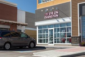 eye on evanston location