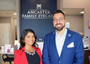 Ancaster Family Eyecare Staff