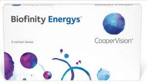 Biofinity Energys by CooperVision