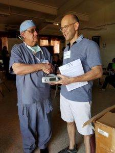 Nicaragua Volunteer Optometrist