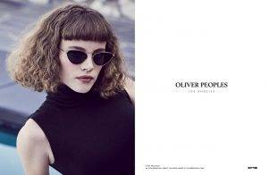 Oliver People frames