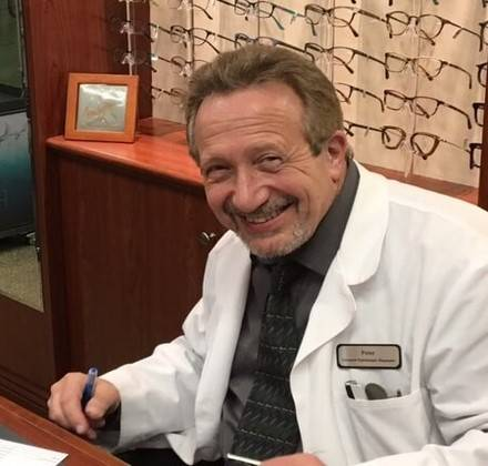 Peter P. Licensed Optician