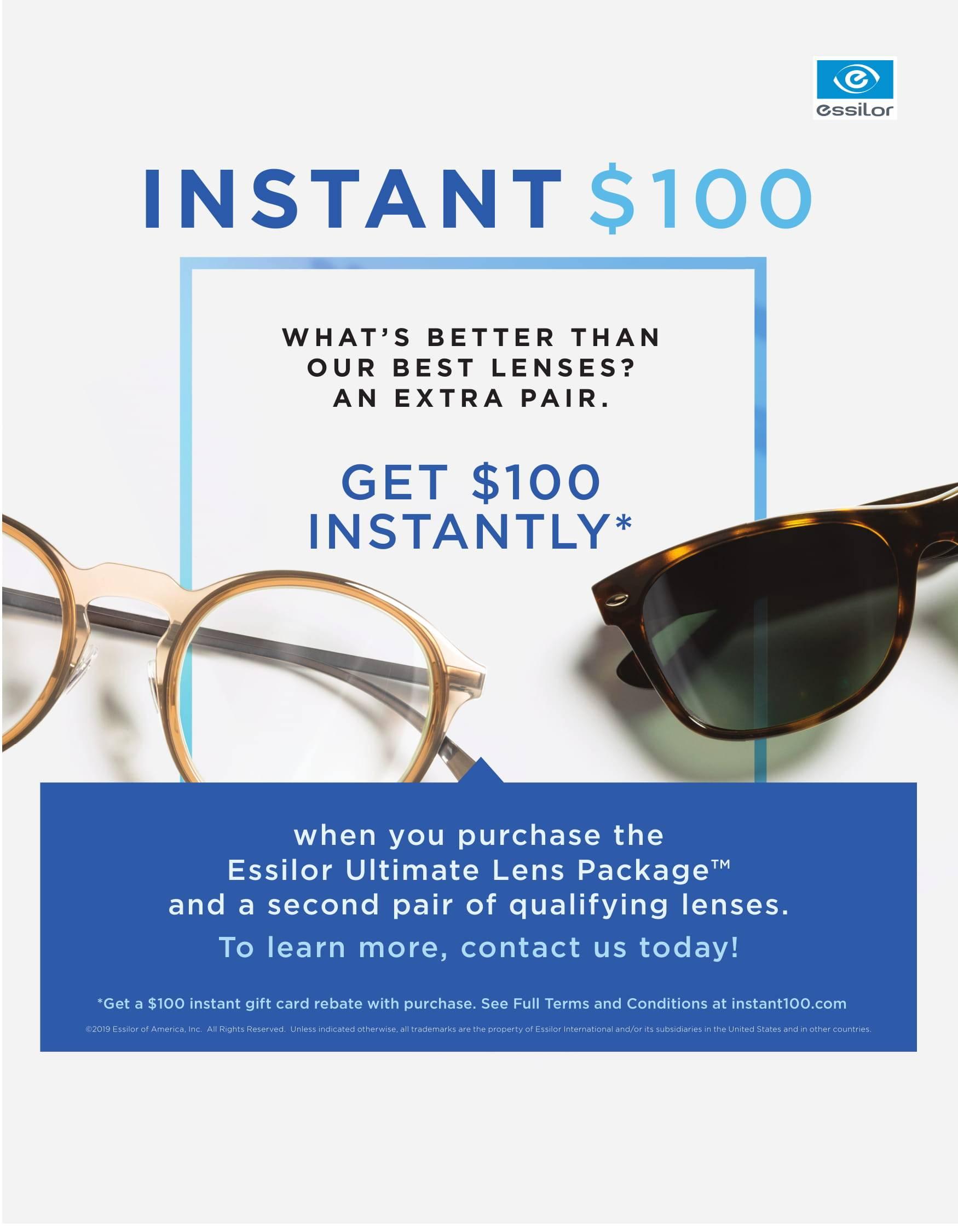 Instant100 PrintAd 1