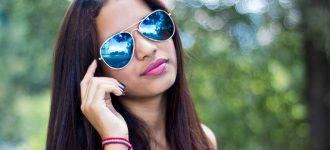 Woman Wearing Sunglasses - Eye Doctor - Northwest Houston, TX