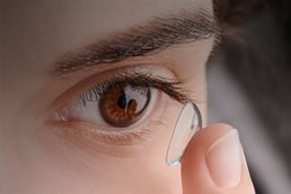Optometrist, Girl Eye Contact Lens in Old Bridge, NJ