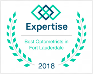 Best Optometrist in Fort Lauderdale 2018, Awarded to Sunrise Eye Care