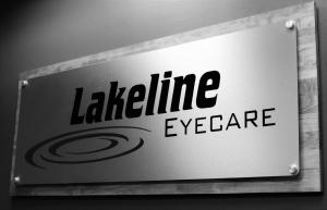 Lakeline Eyecare sign