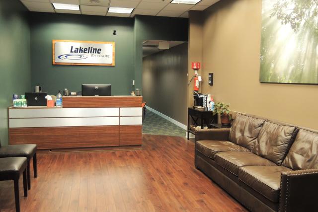 Eye doctor, our Lakeline office in Cedar Park, TX
