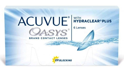 acuvue oasys with hydraclear plus 1n
