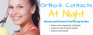 Ortho-k Contacts in Tampa Fl with Dr. Nate