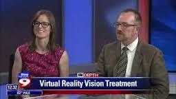 Vivid Vision Hom Virtual Reality Therapy