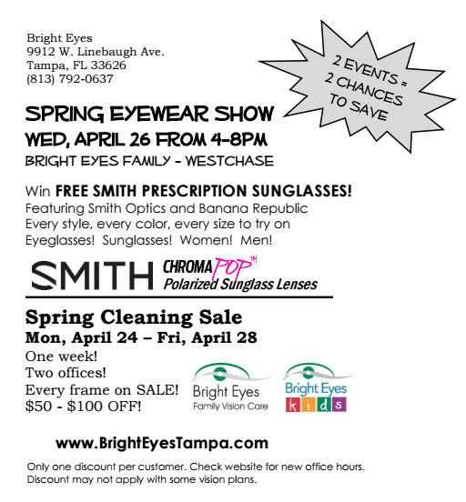 bab4a9f094 Smith Optics Show and Spring Cleaning Eyewear Sale!