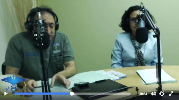 Houston Eye Doctor Radio Interview, Eye Care