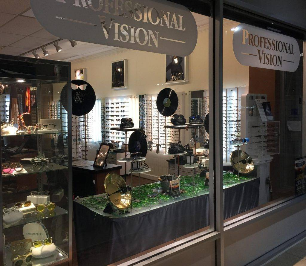 Professional Vision - optical and eye exams in Timonium, MD