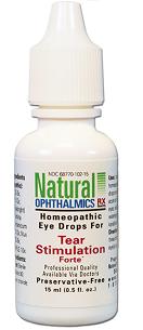 Tear Stimulation Forté Dry Eye Drops - dry eye care plainview