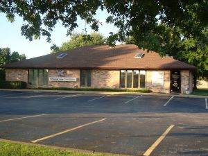 Vision Care Consultants office building
