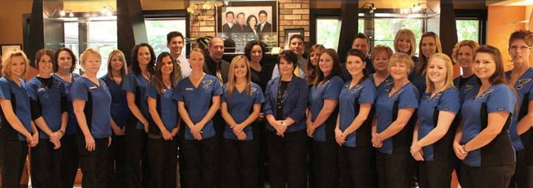 St. Louis Missouri eye care professionals team