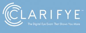 clarifye logo - Digital Eye Exam - Raleigh, Durham, Cary, Fayetteville, Burlington & Wilmington, NC
