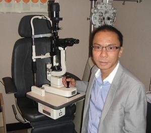 Dr. Tony Mui