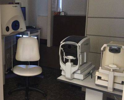 eye exams using advanced technology in Mississauga
