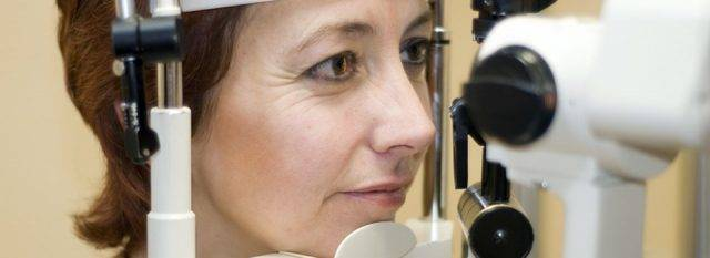 Glaucoma screening in Mississauga, ON