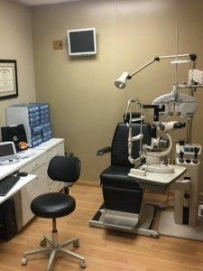 Eye Exam Room in Camas, WA