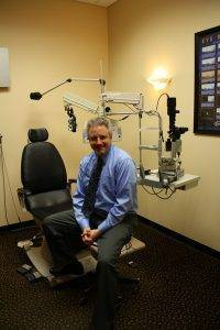 Dr. Andrew Mattson at Lakeville Family Eye Care In Lakeville MN