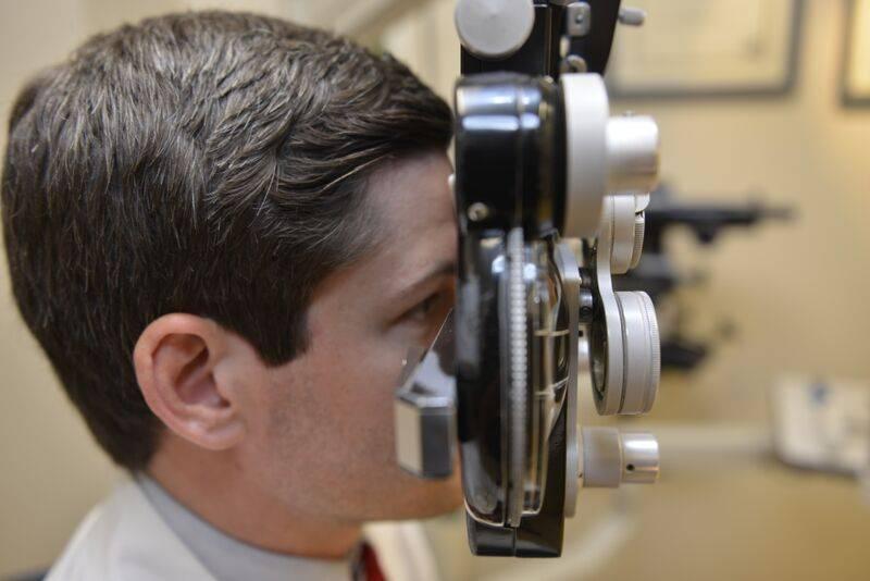 Farmington Eye Exam