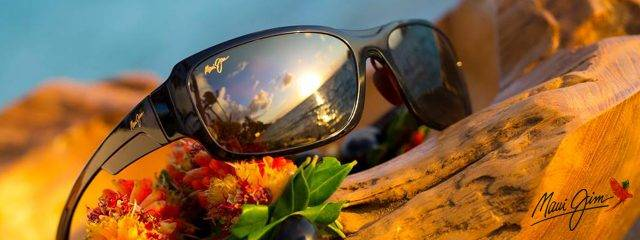 Eye doctor, pair of Maui Jim sunglasses in Winnipeg, MB
