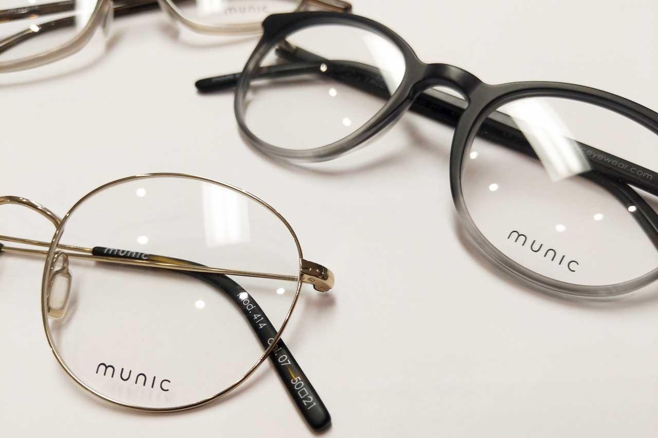 MunicEyeWear, Designer Eyewear in Winnipeg, MB