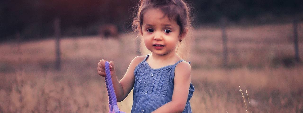 Child Girl Cute 1280x480